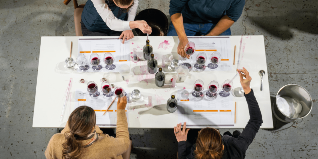 Blend Your Own Wine