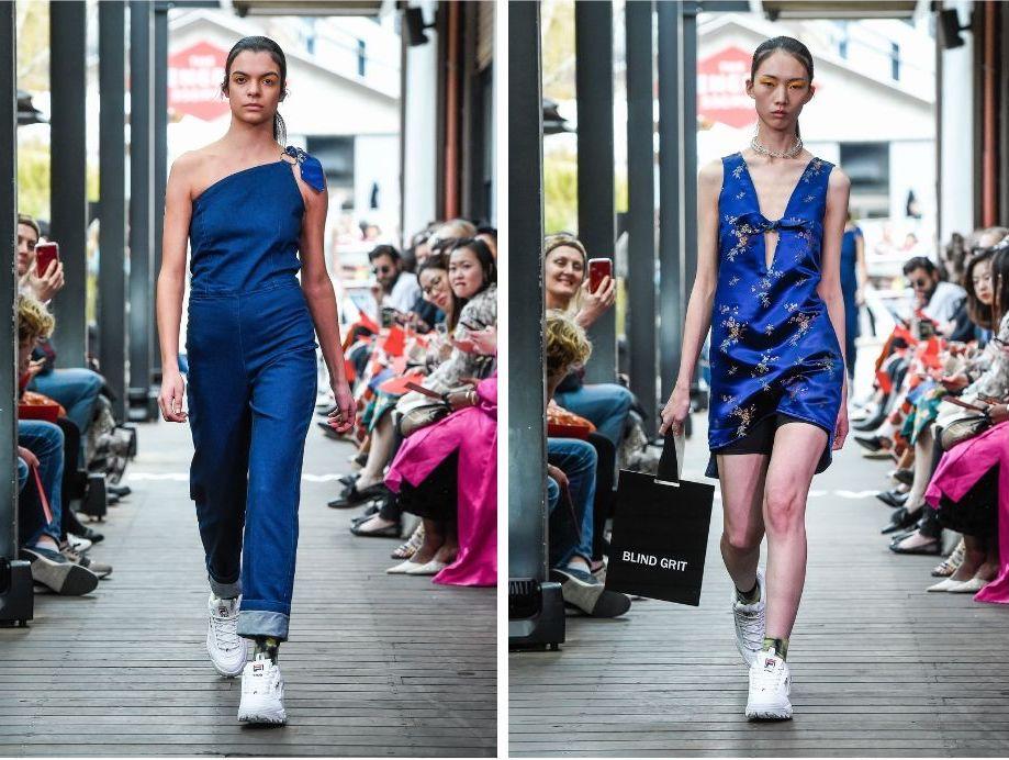 Melbourne Fashion Week - Blind Grit