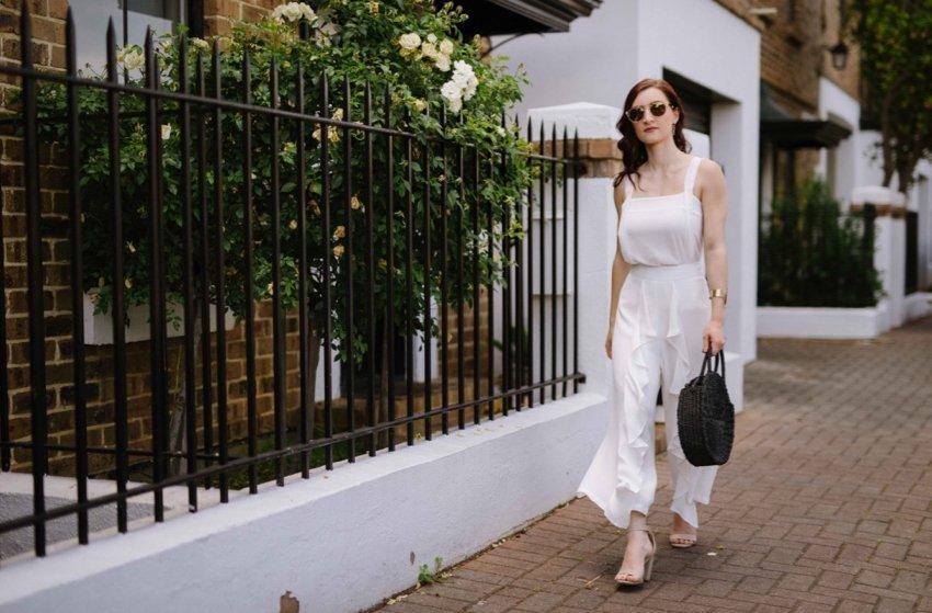 Carina Ward Styled in Nikki Belle