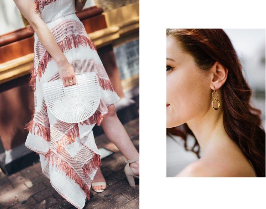 Carina Stathis Styled in Nikki Belle