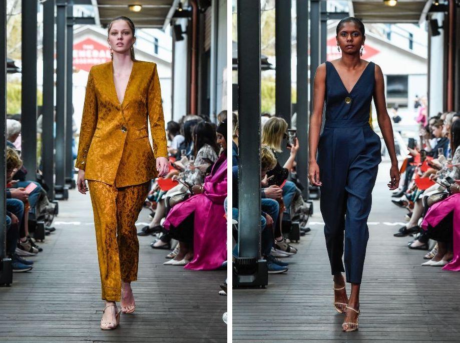 Melbourne Fashion Week - Cedar and Onyx