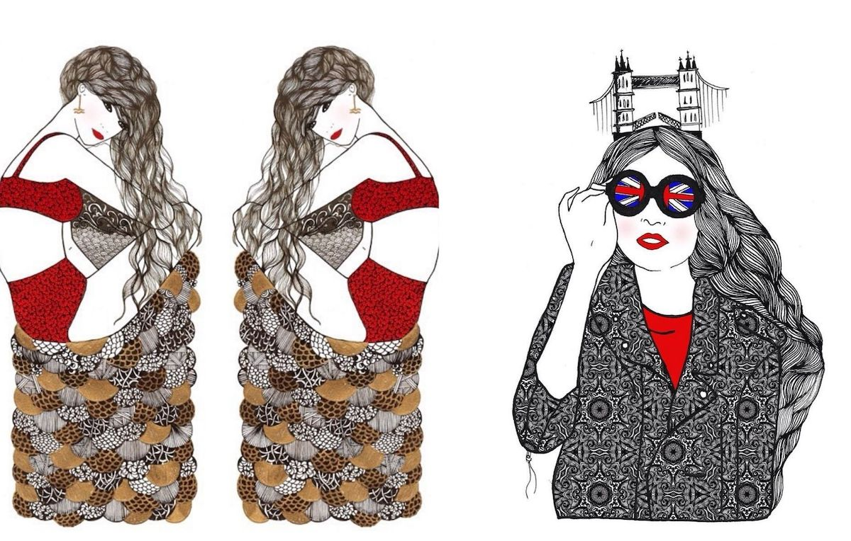 Illustrations by Chrissy Lau