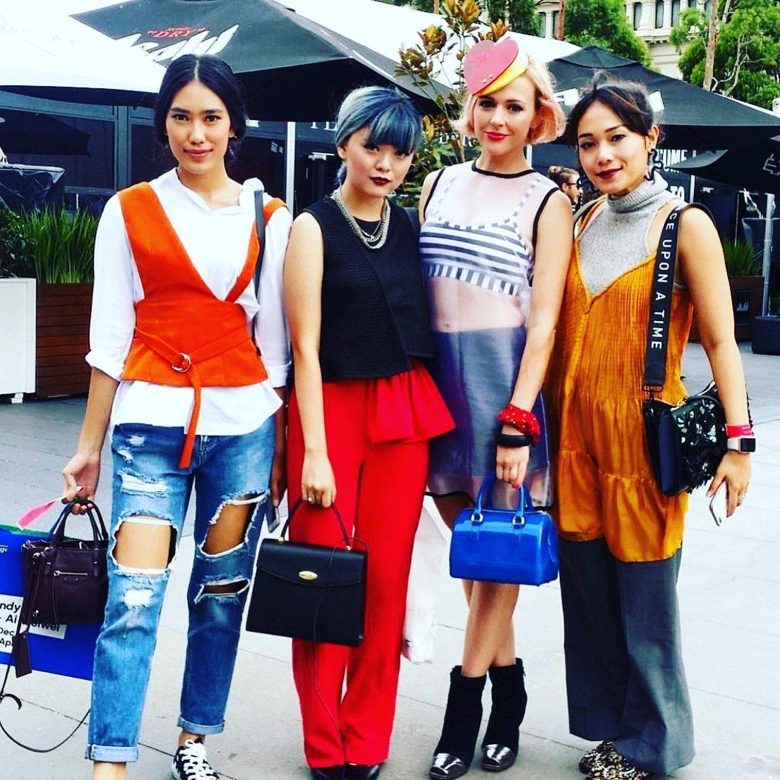 street style fashion Australia