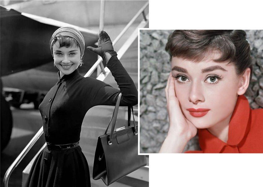 Women's Fashion Style Icon Audrey Hepburn
