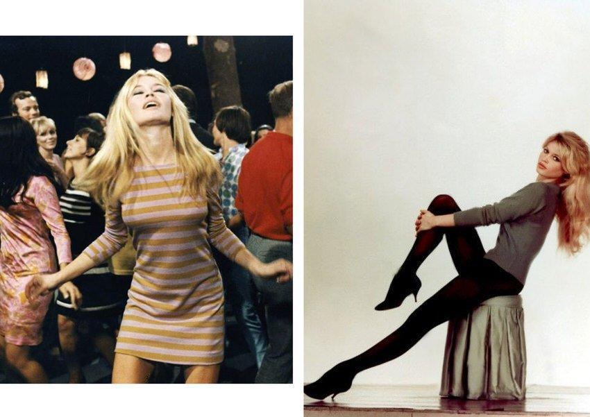 Women's Fashion Style Icon Brigitte Bardot