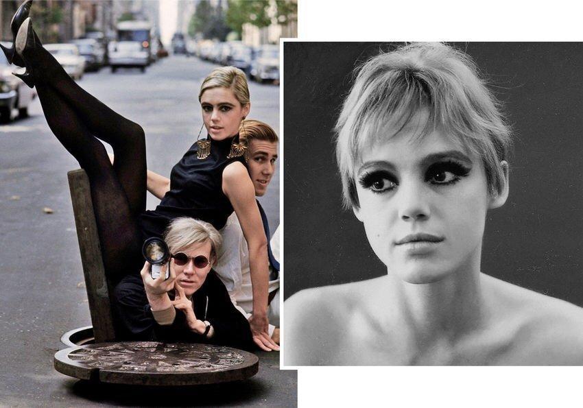 Women's Fashion Style Icon Edie Sedgwick