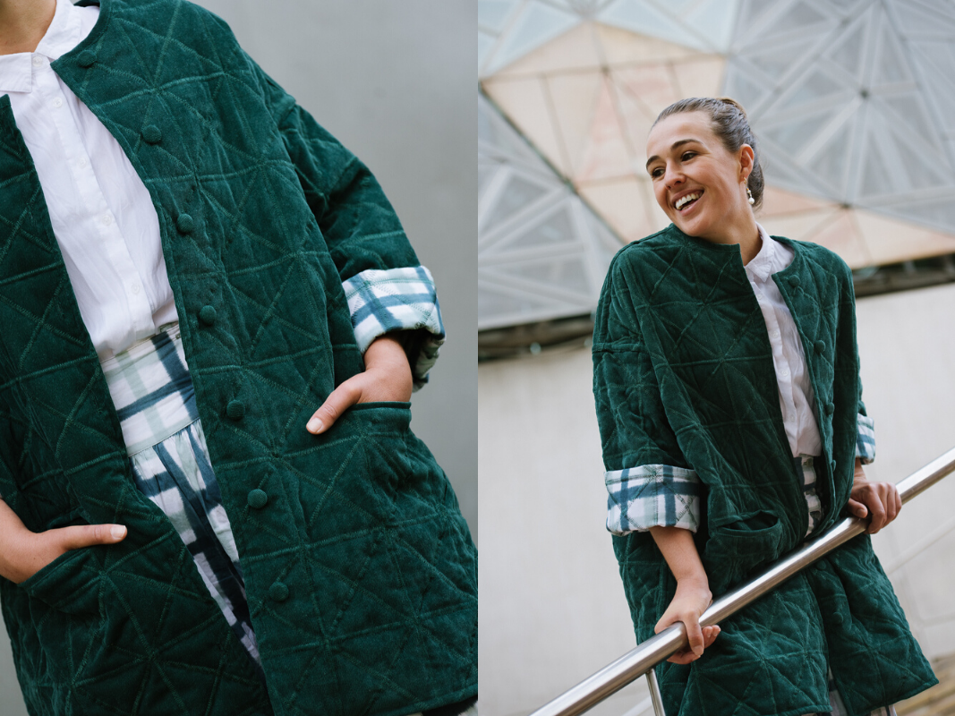 Designer Street style with Rachel from Frank and Dolly's