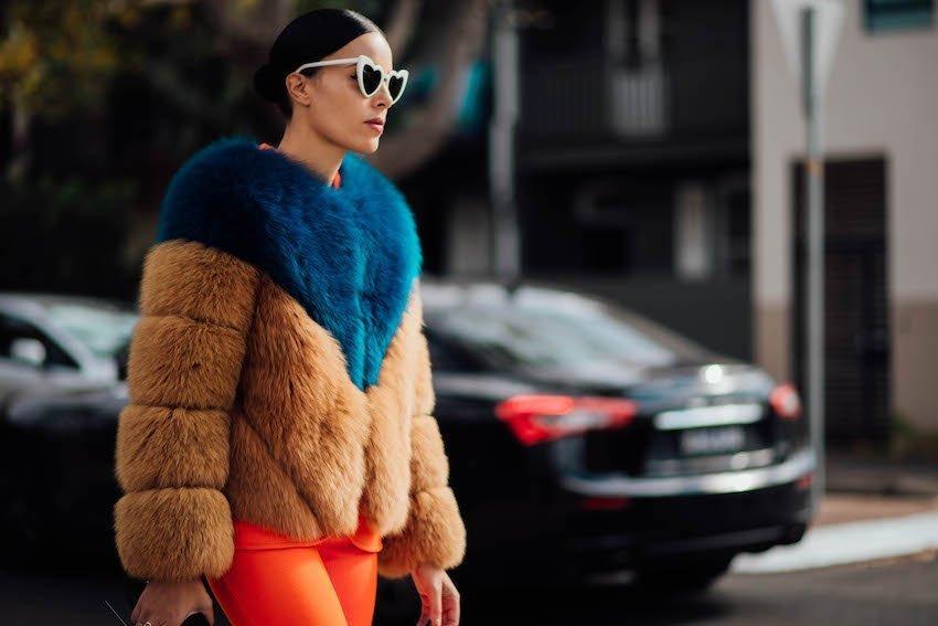 Mercedes-Benz Fashion Week 2017 Street Style