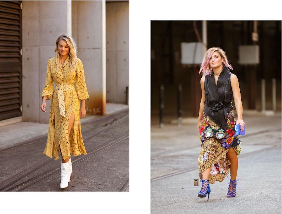 Fashion Week photography