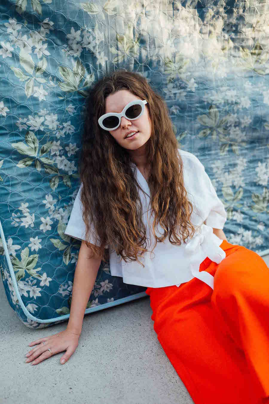 Freya Myles Melbourne stylist