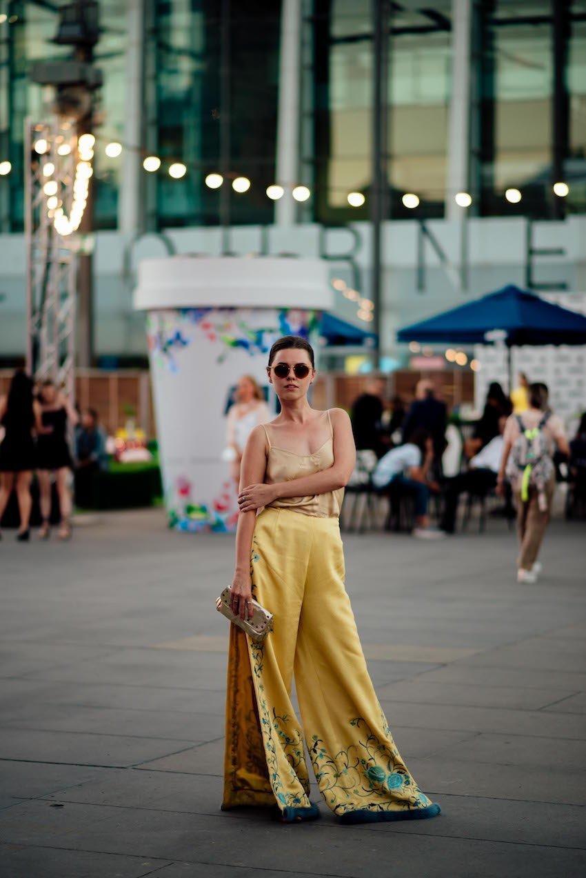 Melbourne Stylist Freya Myles