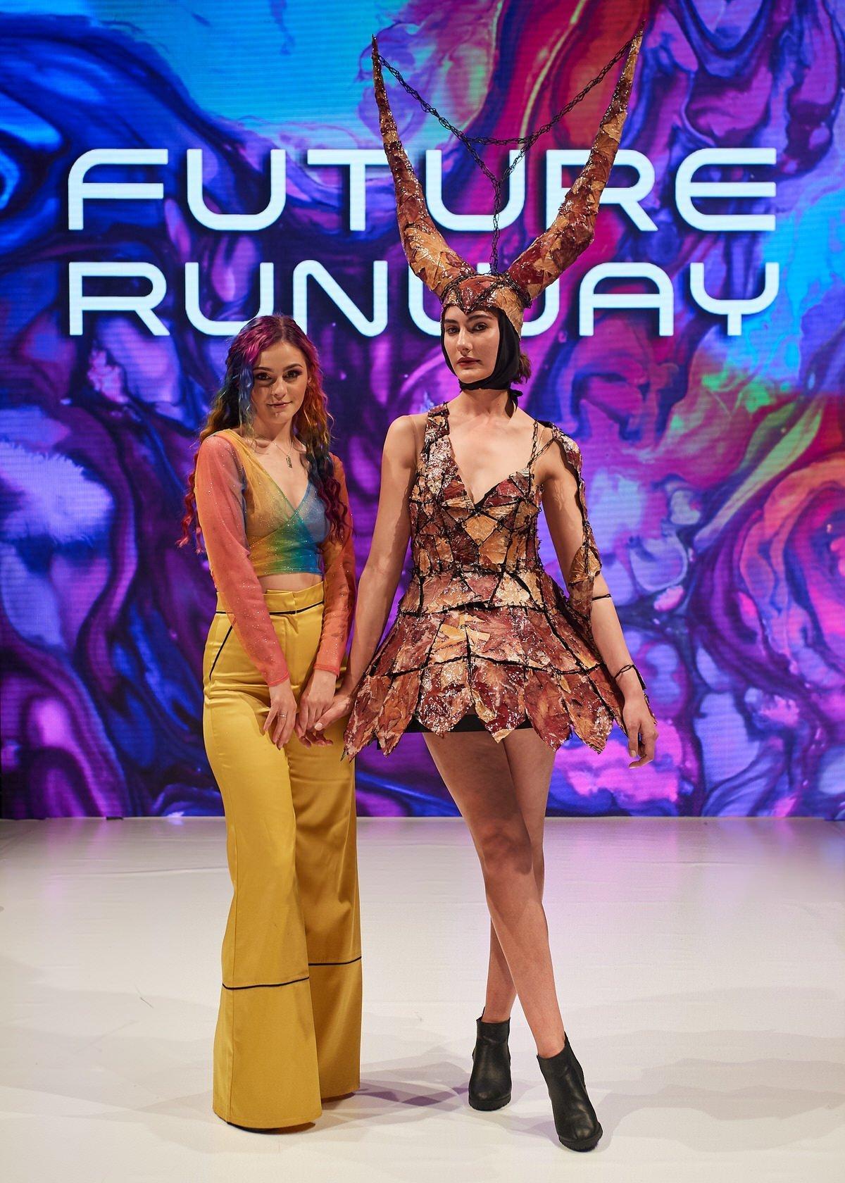Emerging Fashion Designers at PFF