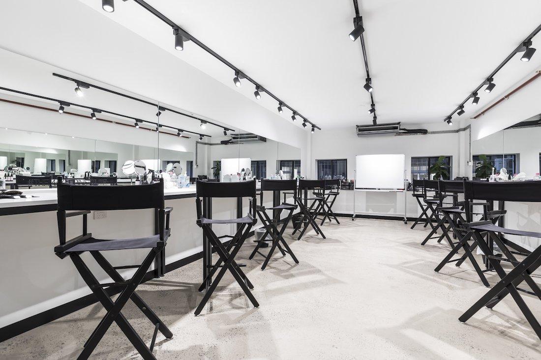 The Fashion Institute Interiors