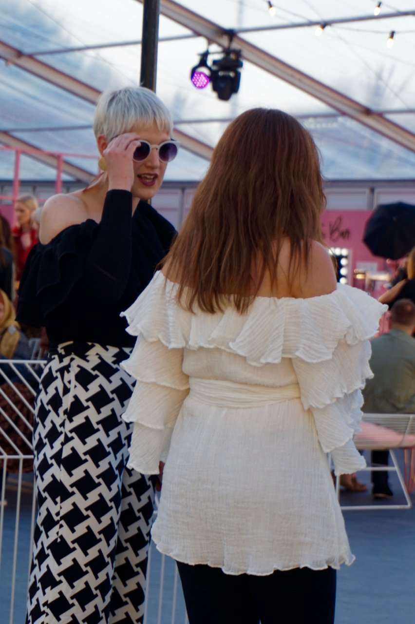 Hote trends at the Adelaide Fashion festival
