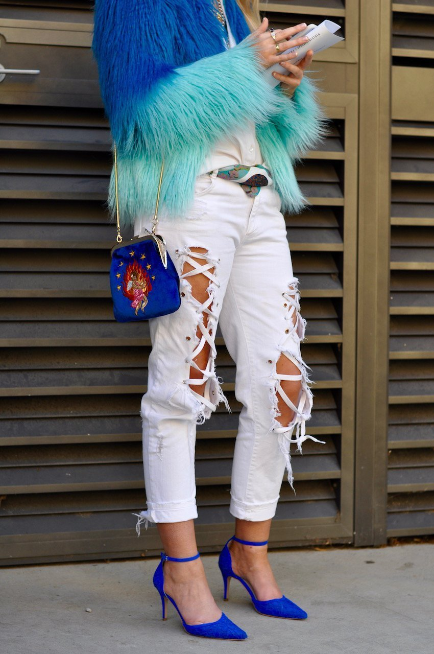 hottest trends from Mercedes-Benz Fashion Week Australia - white