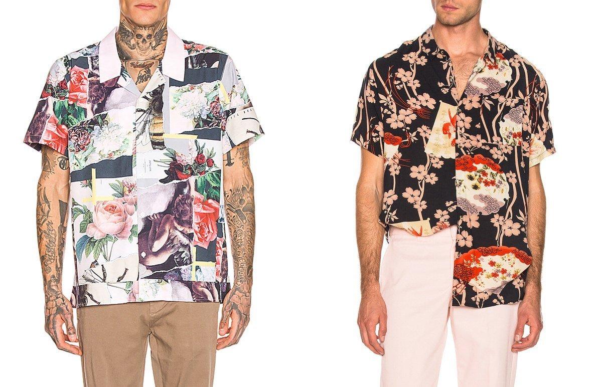 Mens 80s fashion style