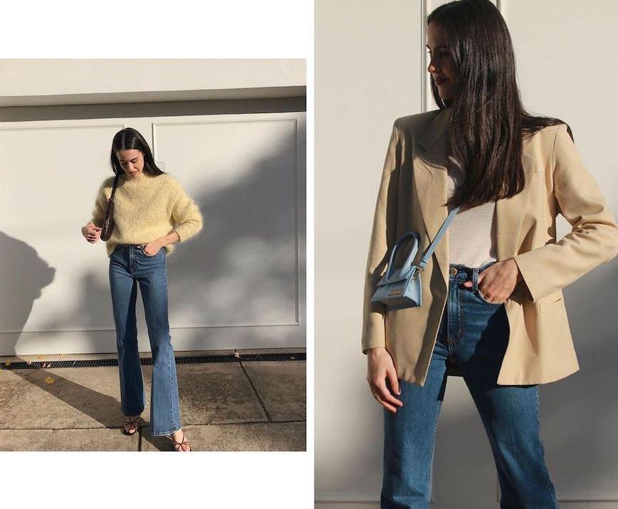 Vintage Fashion modelled by IOna Mac