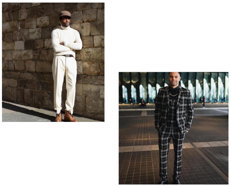 Style tips by Jamie Azzopardi