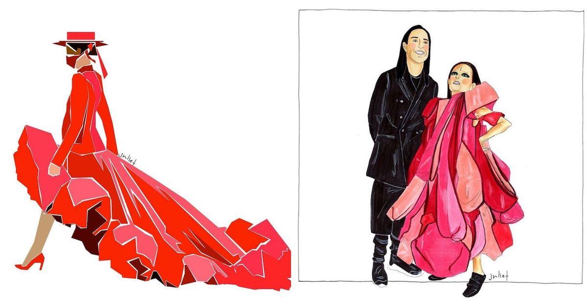 Art by Juliet Sulejmani