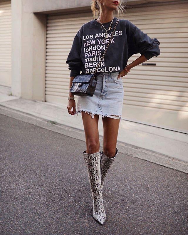 Winter Fashion street style