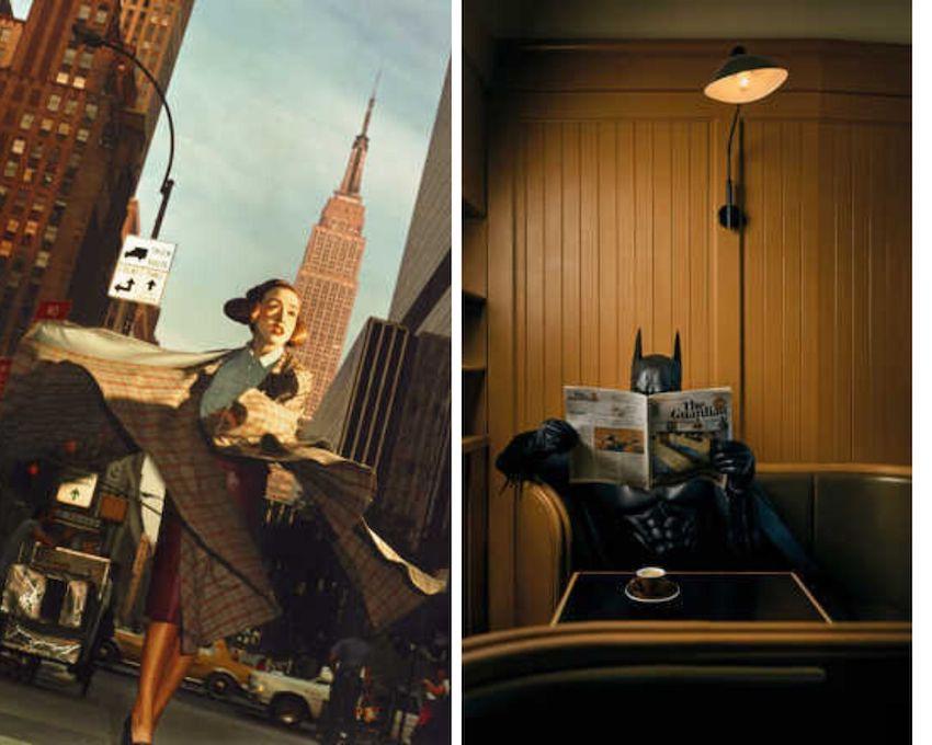 modern art based on movies