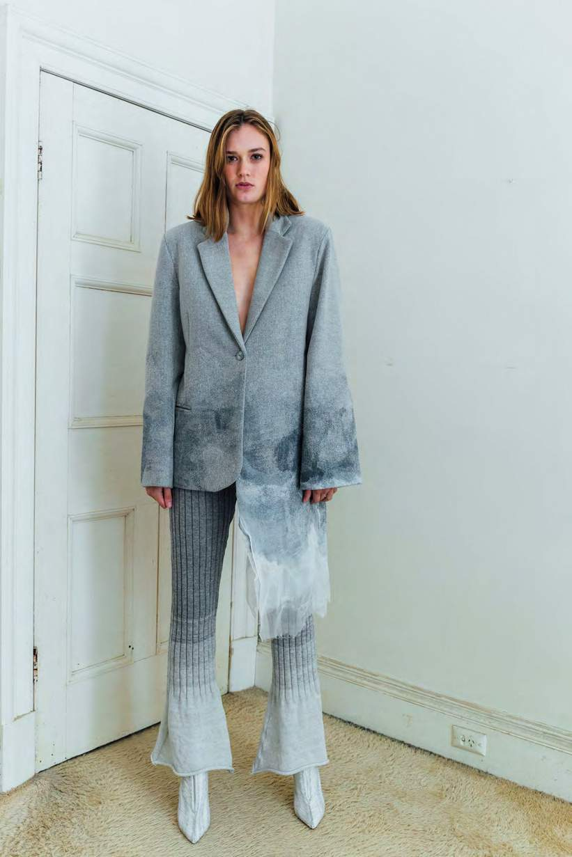 Madison Hislop design- one of the four emerging Australian designers to showcase at MBFWA