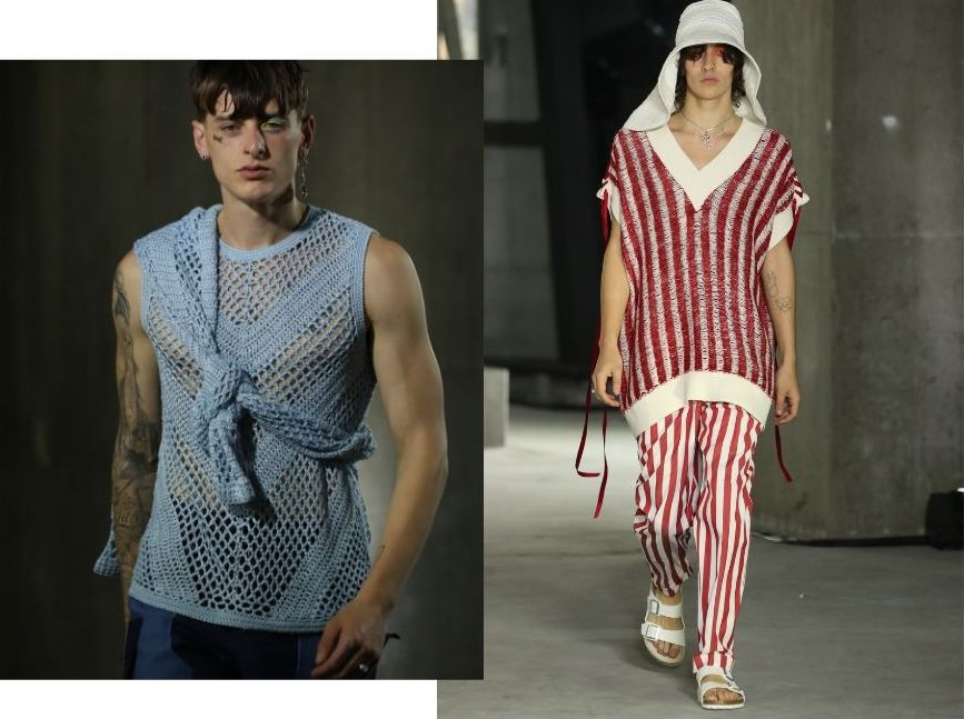 Melbourne Fashion Week - Chris Ran Lin