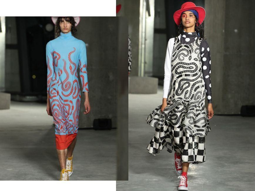 Melbourne Fashion Week - Erik Yvon
