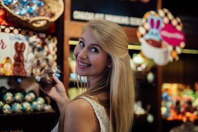 Max Brenner Chocolatier Road Tester Claire Wiebe