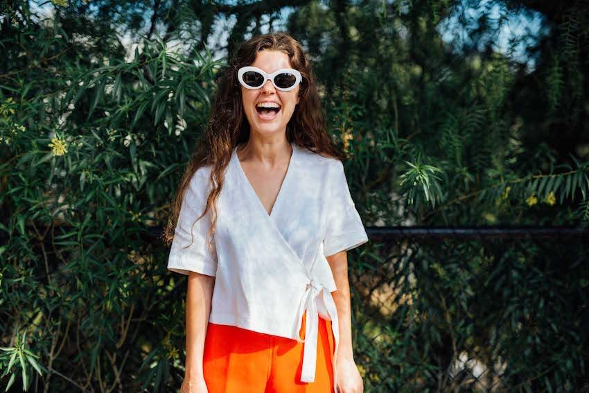 Melbourne Styleist Freya Myles