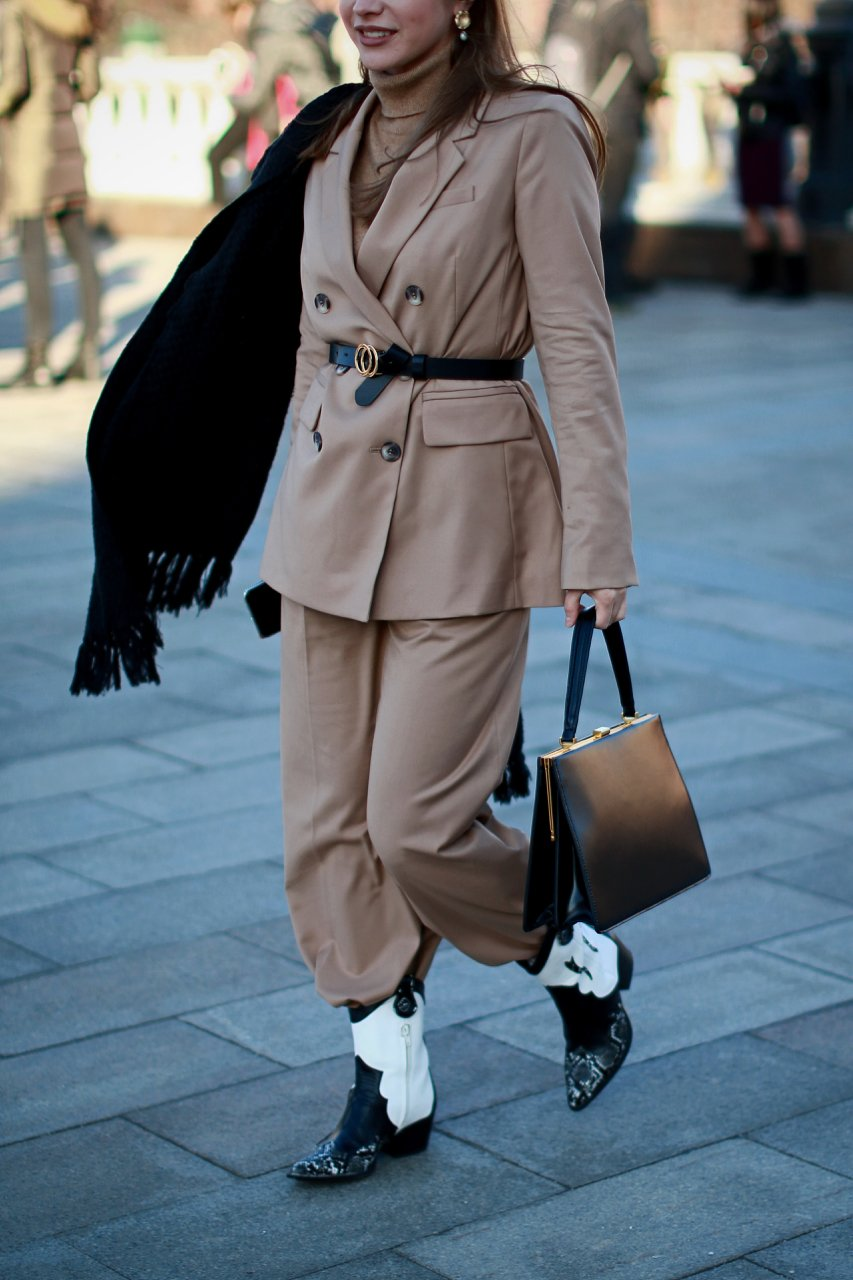 Best street style from MBFWR 2019