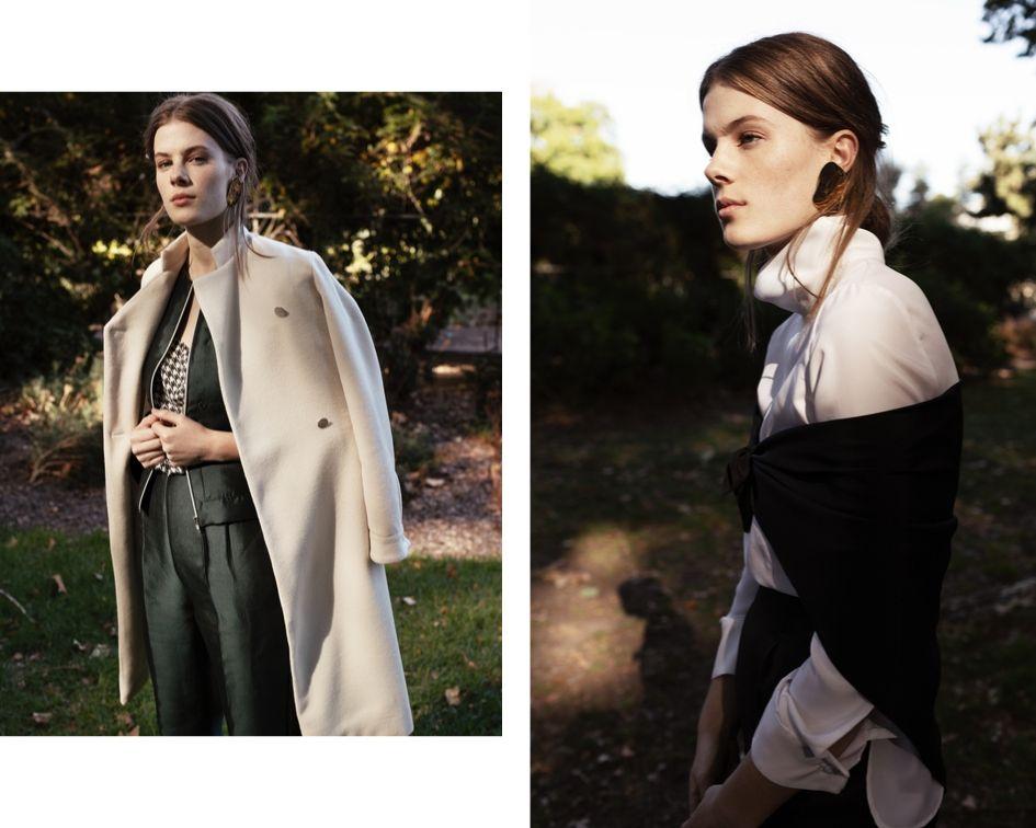 Adelaide Fashion label Millicent Elizabeth