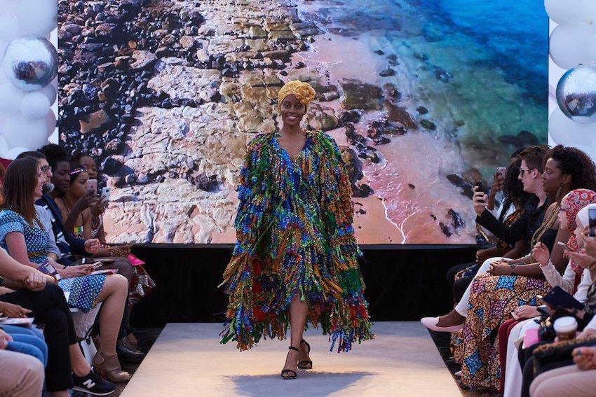 Africn Fashion, Multicultural, Runway Perth Fashion Festival