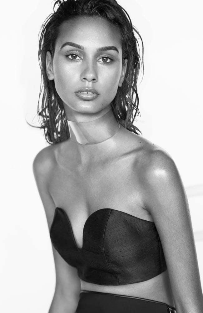 Katarina Keeler Aboriginal Model