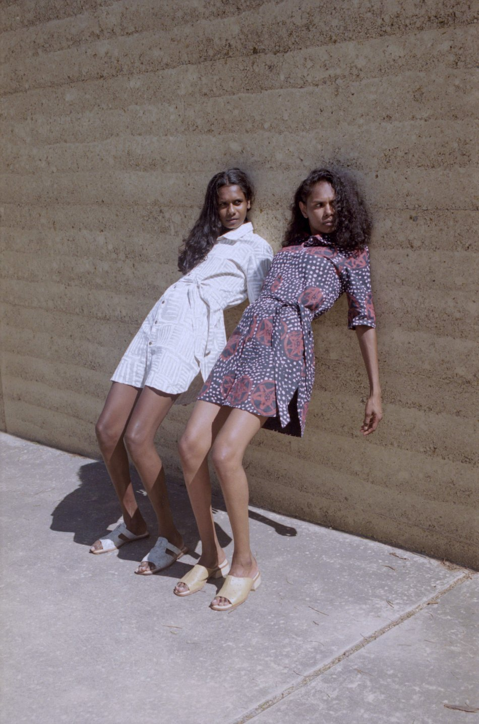 Models from Jira Indigenous Modelling Agency
