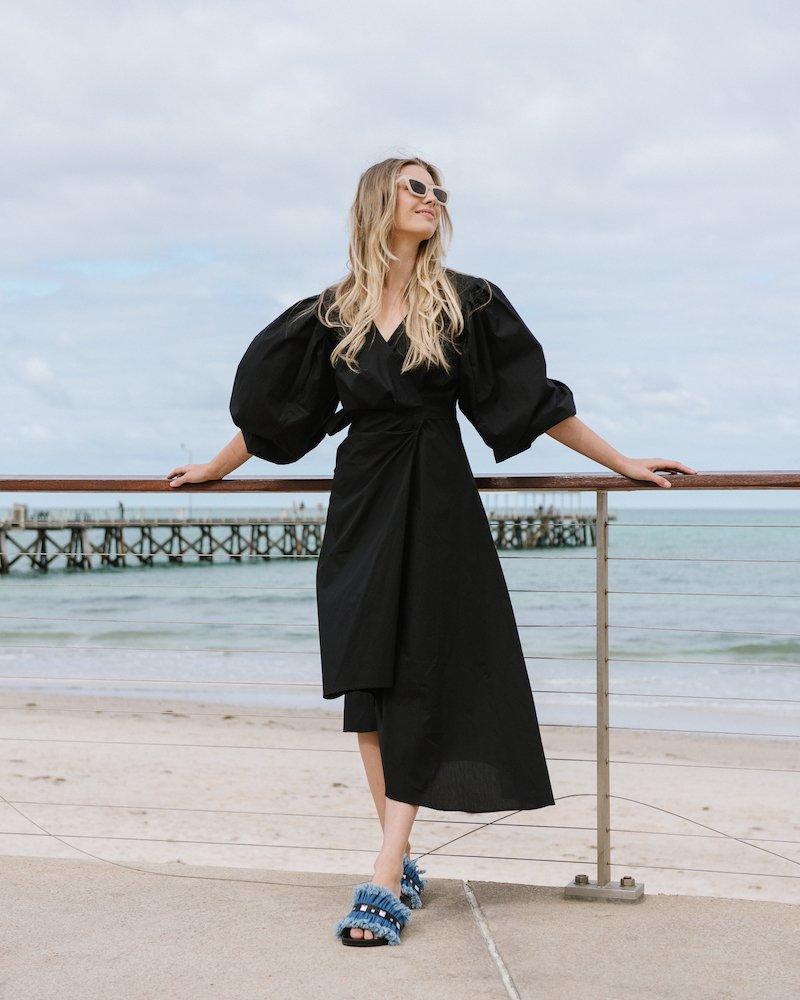 Australian footwear Label NYOF teamed with Australian fashion label Autark