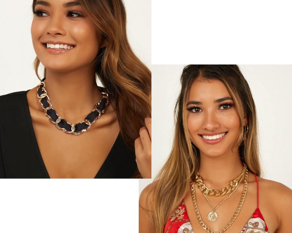 Statement Neck pieces - womens fashion