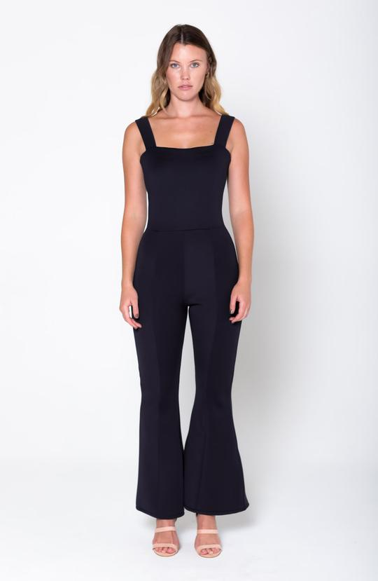 Grace the Label Jumpsuit made from Neoprene