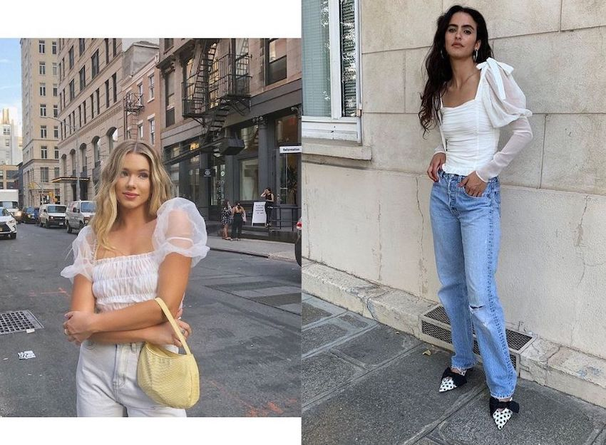 New Womens Fashion Trends -Tulle