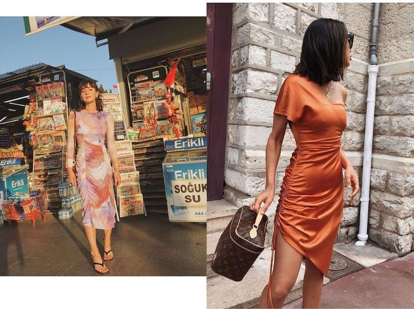 New Womens Fashion Trends - Rouching-