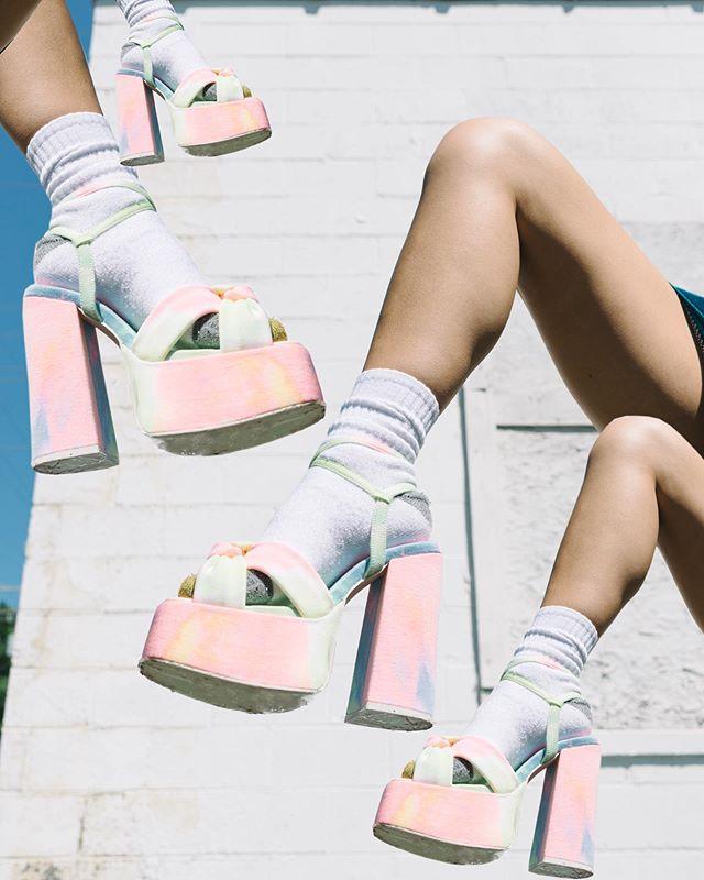 Footwear trends in 2020