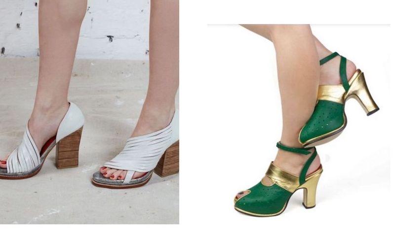 Quirky Australian designer shoe brands - Preston Zly