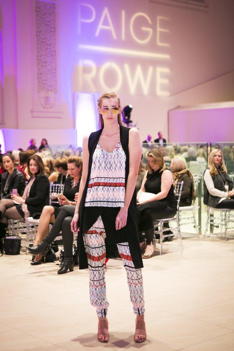 Paige Rowe 2017