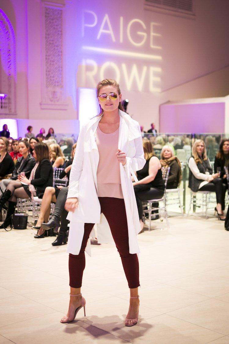Paige Rowe launch 2017