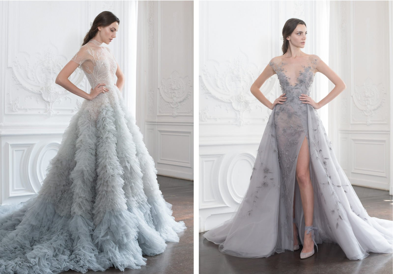 Paolo Sebastian 2018-19 Autumn/Winter Couture Collection