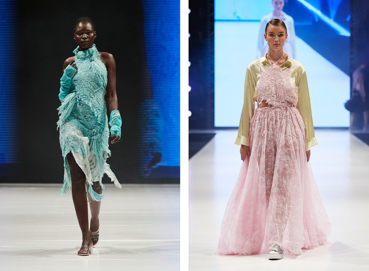 Perth Fashion Festival Opening Runway