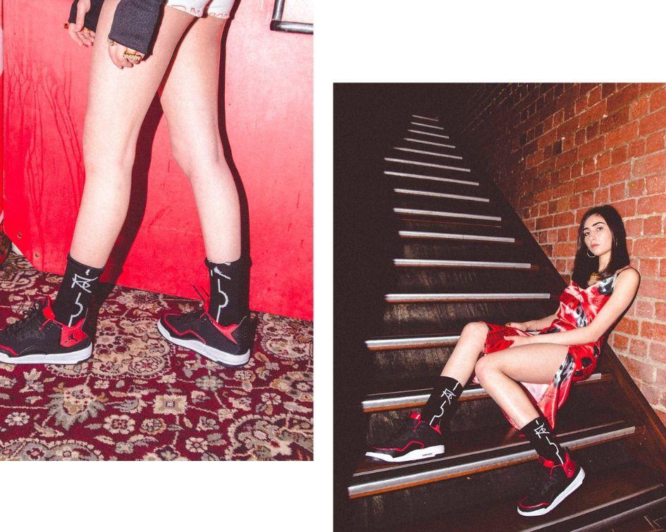 Streetwear Designer socks