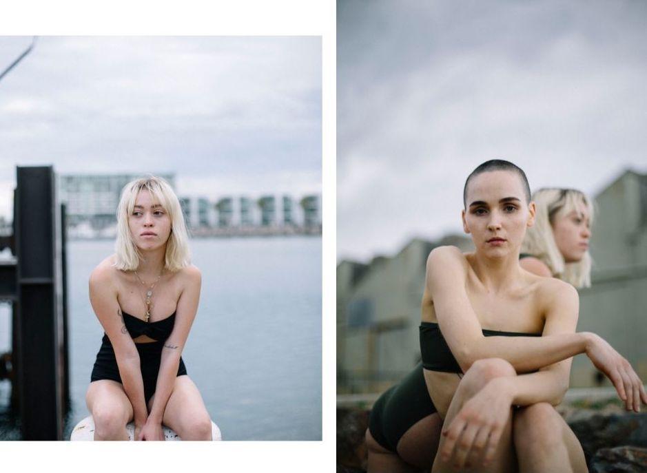 One of the Adelaide fashion desginers behind SLOW fashion, Re-Swim Club