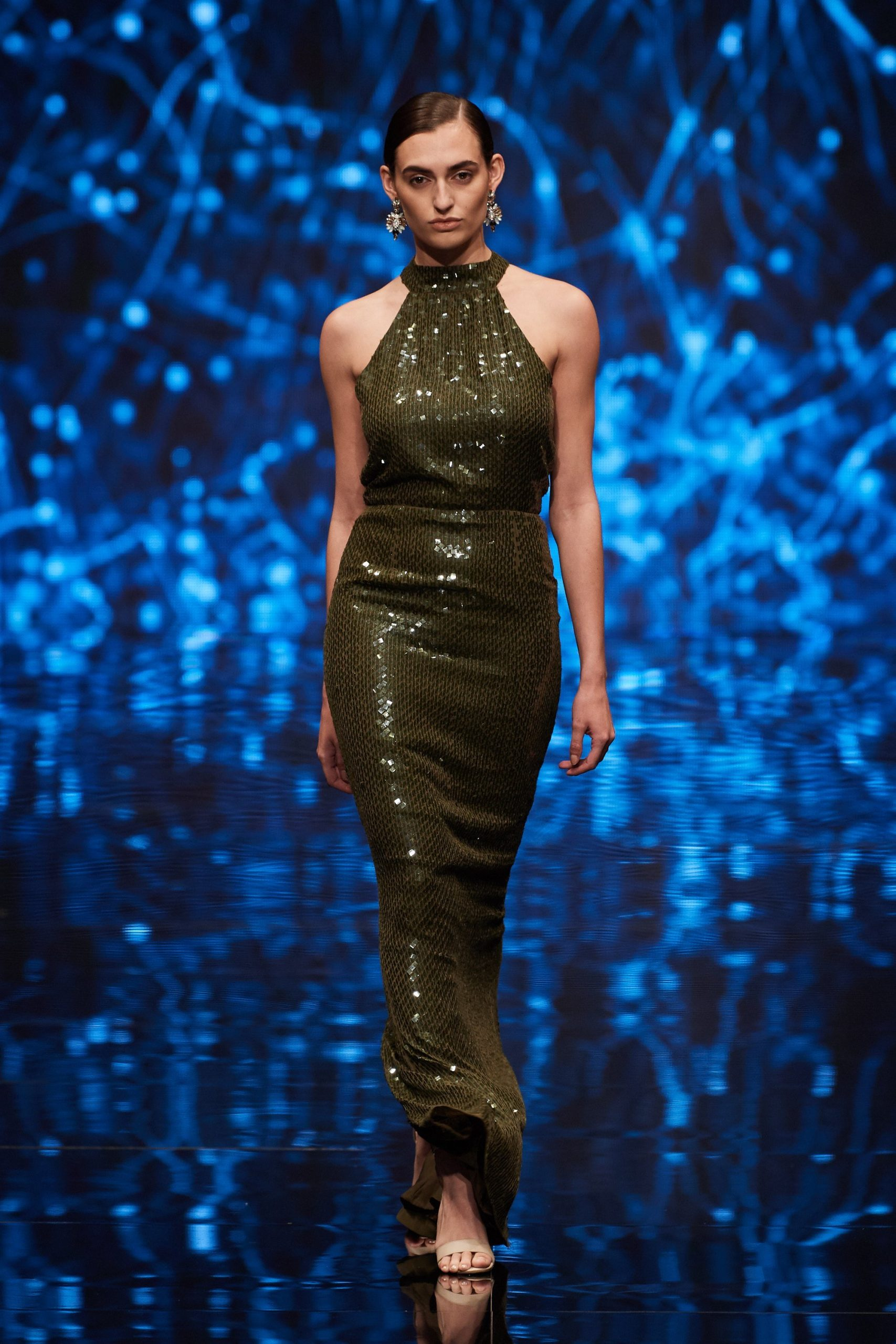 Rachel Gilbert runway at the Telstra Perth Fashion Festival 2017
