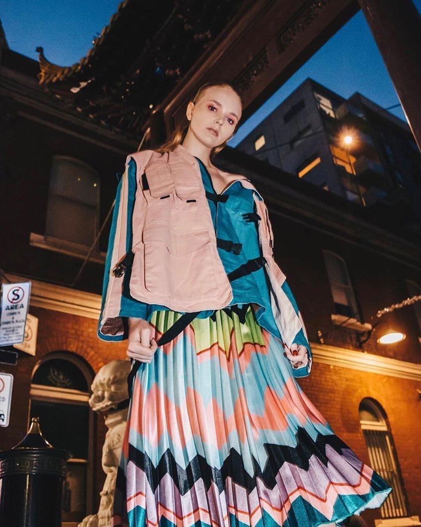 @mairead_mcg in fashion style frm Shag